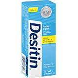 DESITIN Rapid Relief Zinc Oxide Diaper Rash Cream 4 oz ( Pack of 9)