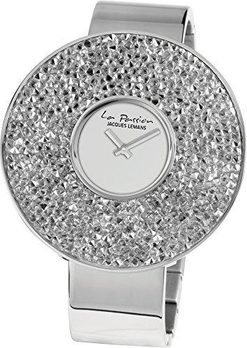 Jacques Lemans La Passion LP-118E Wristwatch for women With Swarovski crystals