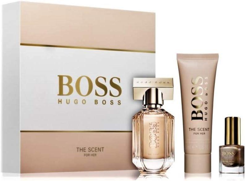 Hugo Boss Set de Fragancias 84.5 ml: Amazon.es: Belleza