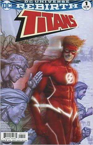 Titans #1 1st print DC Rebirth DC Comics