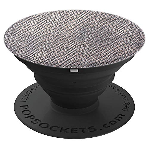 CROCODILE ALLIGATOR SKIN IMAGE - PopSockets Grip and Stand for Phones and Tablets ()