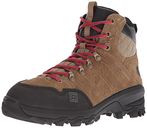 5.11 Tactical Cable Hiker Boots, Ortholite Insole, Oil/Slip-Resistant Outsole, Style 12369