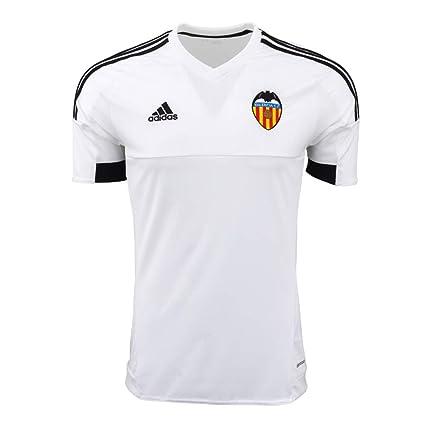 best service 0cff2 0280b Amazon.com: VALENCIA C. F. Adidas Men's Soccer Jersey. Size ...