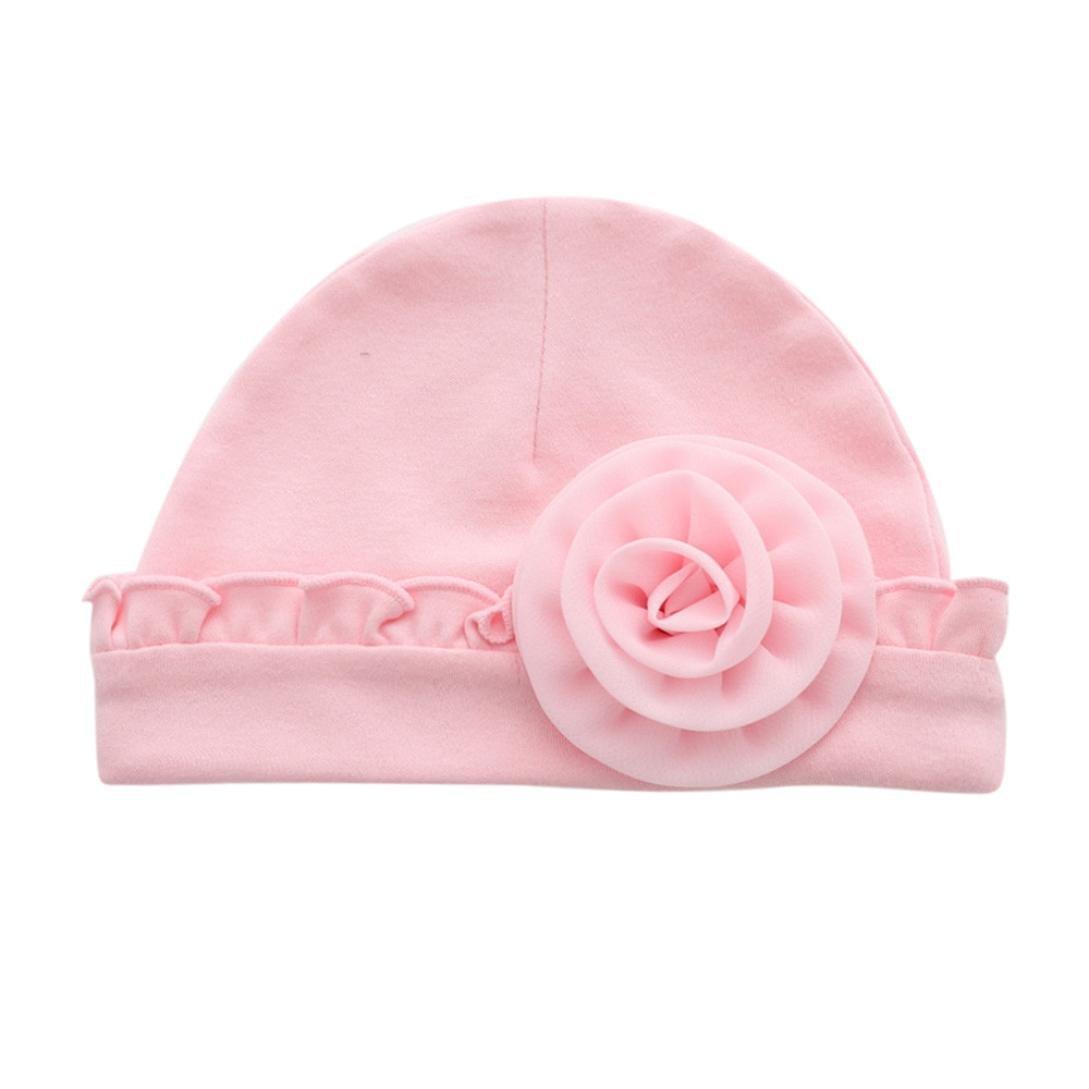 054865660248 Bebe Fille   Garcon Naissance Bonnet Contton Chaud Hiver (Rose)  Amazon.fr   Bébés   Puériculture