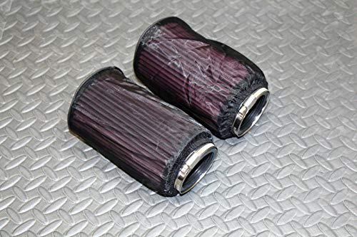 2 X New Banshee K And N Style Pod Air Filters Keihin Pwk 38 39 41Mm Carbs Outerwears