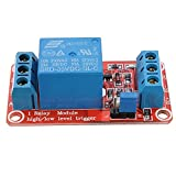 20Pcs 5V 1 Channel Level Trigger Optocoupler Relay Module For Arduino - Arduino Compatible SCM & DIY Kits