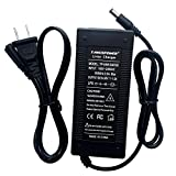 48V Battery Charger Output 54.6V1.5A for Ebike Electric Scooter Lithium Batteries Pack 54.6V 46.8v DC Plug