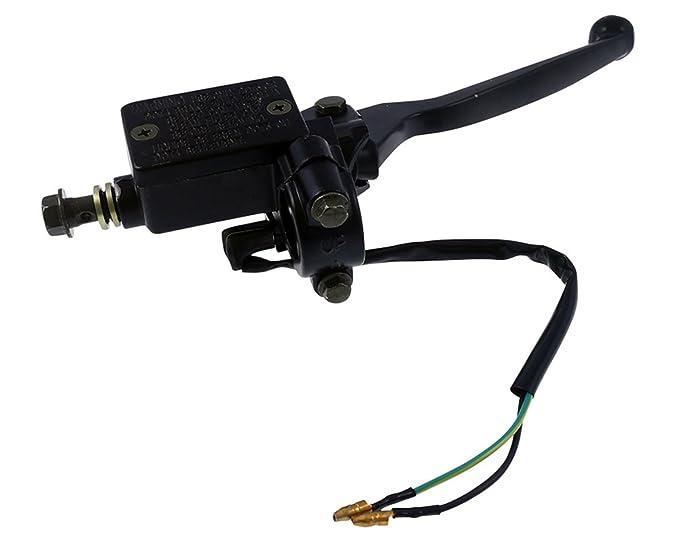 Bremslichtschalter Hinten Vorne f/ür Handbresmzylinder 4 Takt China Roller BT49QT