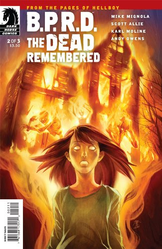 Download BPRD Dead Remembered #2 pdf epub
