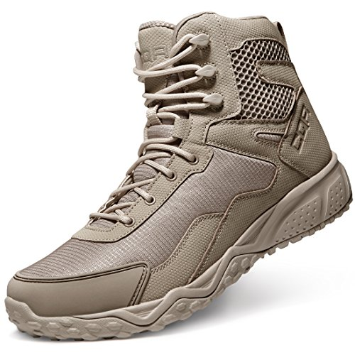 BT102 CQR Men's No Military EDC Tactical CQ Boots BZ101 Combat DSS Mid BT102 OutdoorAssault Zip Ankle pfa7npqwST