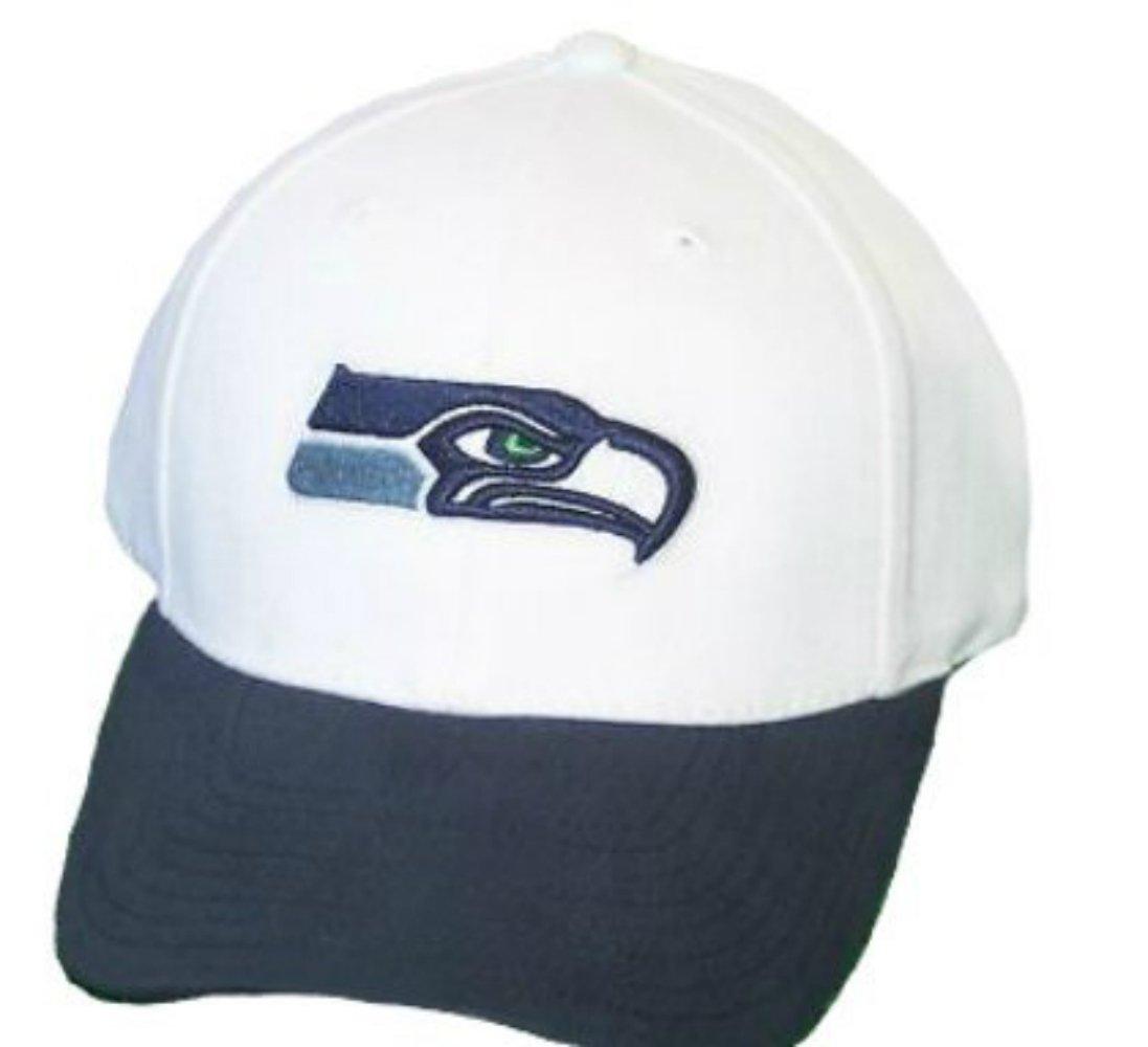 Seattle Seahawks調整可能フリーサイズ帽子キャップ B0742K23TF
