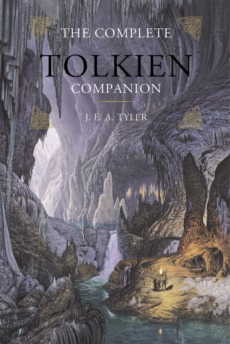 The Complete Tolkien Companion by St. Martin's Griffin
