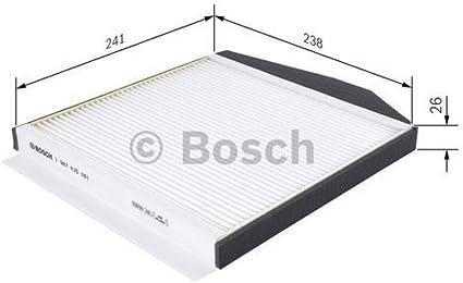 BOSCH 1987435061 FILTER INTERIOR AIR