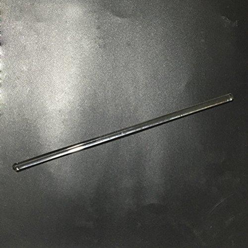 UKCOCO 10Pcs Glass Stirring Rod High Temperature Resistant Glass Stir Stick for Stir Hot Cold Beverages Cocktails Drinks Mixtures by UKCOCO (Image #3)