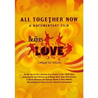 The Beatles-All Together Now: Amazon.es: Cine y Series TV