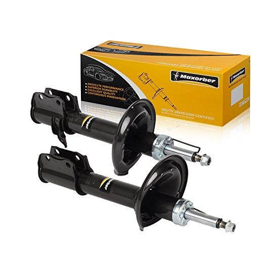 Maxorber Rear Set Shocks Struts Absorber Compatible with Subaru Legacy AWD 1995-1999 Shocks Struts 334115 334116 71612 71613 20311AC020