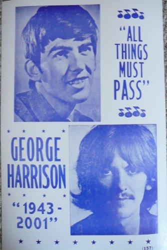 George Harrison Poster - George Harrison