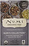 Tea Best Deals - Numi Organic Tea  Variety Pack - Numi's Collection, Assorted Full Leaf Tea and Teasan, 18 Count Tea Bags