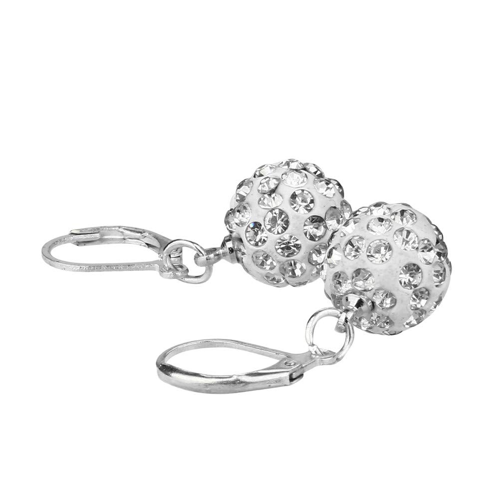 Gyouanime Rarrings Pendant Women Studs Dangles Lady Sterling Silver Snowflake Stud Earring Jewelry Valentine Lovers Gifts