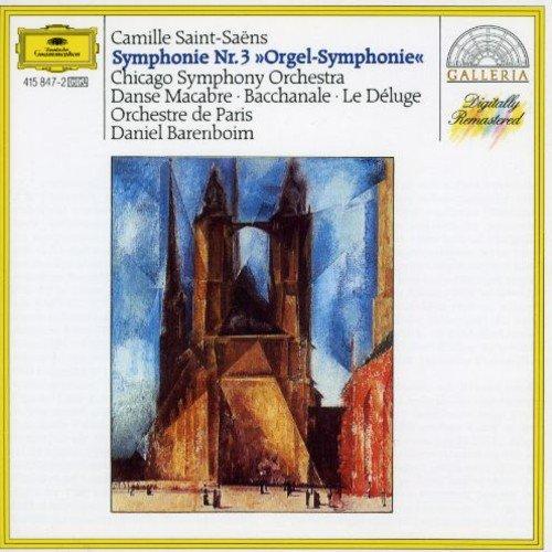Saint-Saens: Symphony No. 3- Organ / Samson et Dalila Bacchanale / Danse Macabre Samson Et Dalila Saint Saens