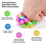 Rainbow Stress Ball, Stress Relief Ball with DNA