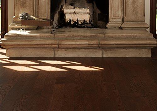 Eddie Bauer White Oak 7 Inch Wide Plank Flooring in Cherry   From the Eddie Bauer Wire Brushed Collection