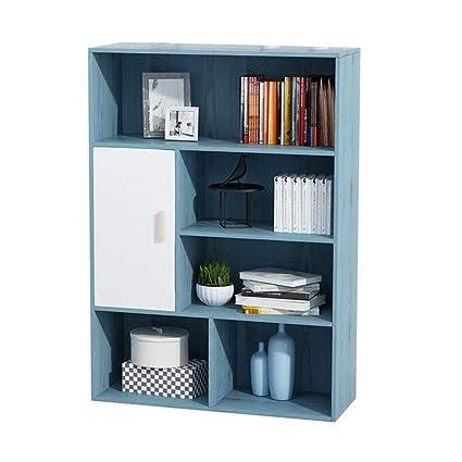 Amazoncom Techecho Home Bookcase Book Shelves Bookcase