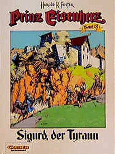 Prinz Eisenherz, Bd.18, Sigurd, der Tyrann