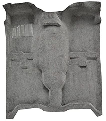 8075-Medium Grey Plush Cut Pile Passenger Area only ACC Carpet Replacement for 1993 to 1998 Jeep Grand Cherokee