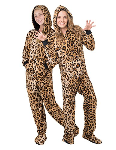Footed Pajamas X Large -