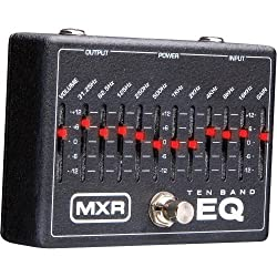 Mxr 10 Band Graphic Eq W 18v Power Supply