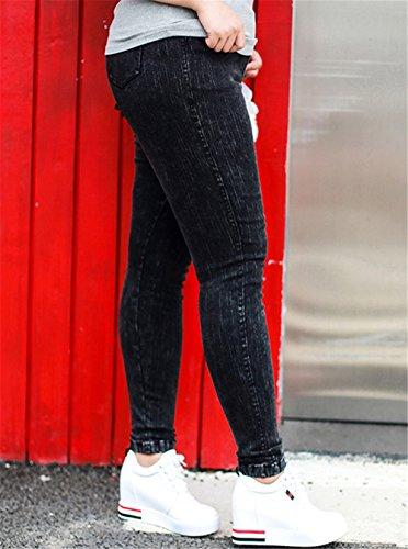 2017 Vita Pantalone Lunghe Calzoni Tinta Slim Sportive Unita Skinny a Classica JOTHIN Alta Donna Pantaloni Moda Jeggings Elasticizzate Casual Matita Fit pEqwRSxd