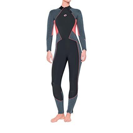 086387a78e Amazon.com  Bare Evoke 5mm Full Wetsuit  Sports   Outdoors