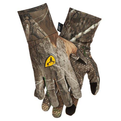 Scent Blocker Trinity Gloves, Realtree Edge (X-Large)