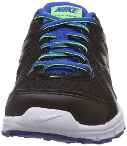 Nike Revolution 2 MSL - Zapatillas de running para hombre Negro / Azul / Verde / Blanco