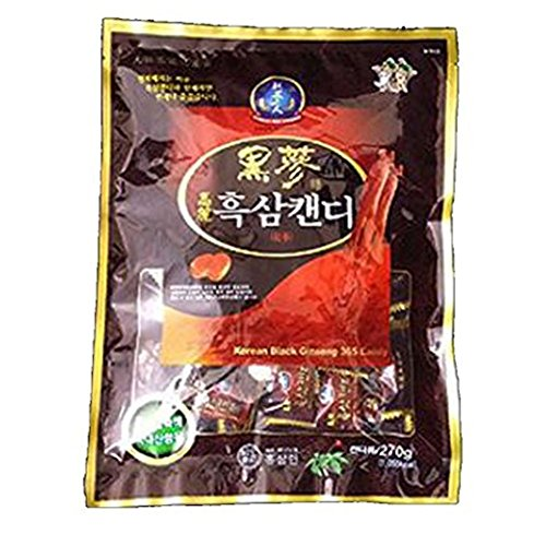 [Korean Red Ginseng Distribution] Korea Ginseng Candy 270g / Red Ginseng Concentrate / Red Ginseng Dessert / Health Food / Gift / Snacks / Hard Candy / Parents / Grand Parents (Candy Concentrates)