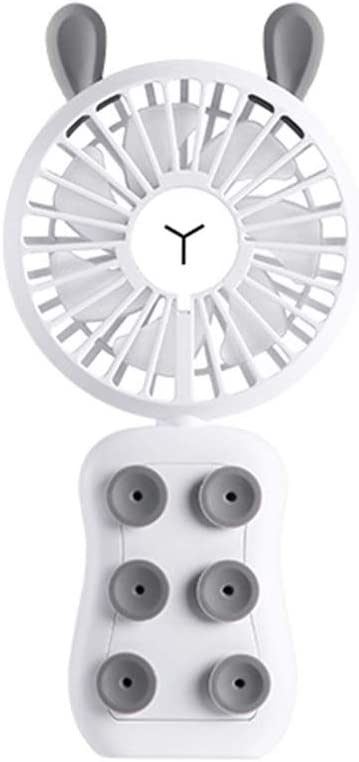 856store Fans Cooling Portable Outdoor Mini USB Charge Cooling Fan Air Cooler Blower Phone Holder