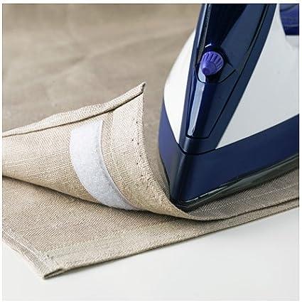 Ikea kardborre Velcro banda en blanco; aufbügelbar: Amazon.es: Hogar
