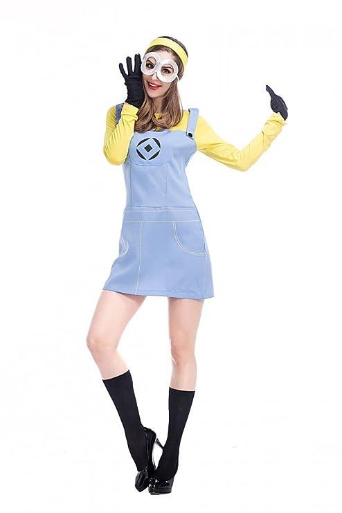 shoperama Minion - Costume di carnevale 9b3d1e7403b5