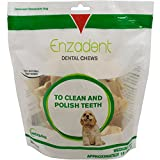 Cheap Vetoquinol Enzadent Dental Chews For Medium Dogs (30 Count)