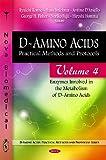 D-Amino Acids, Ryuichi Konno and Hans Brückner, 1607413795