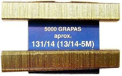 Grapa 131//12-13//12 C//5000 Clavex 12 Mm CLAVEX