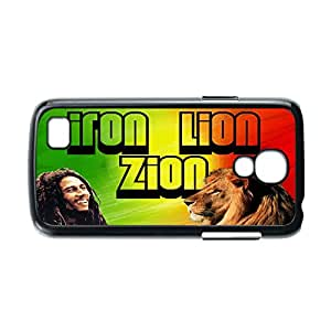 With Bob Marley 1 For Galaxy S4 Mini Funny Back Phone Case Choose Design 4