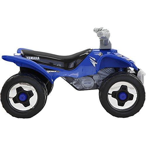 Boy Toys Blue : Yamaha atv kids ride on quad push toys for toddler boys