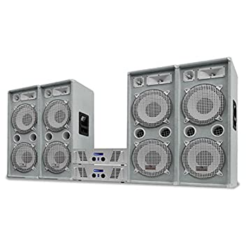 "White Star Series ""Artic Ice"" Equipo sonido profesional ..."