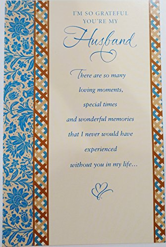 re My Husband - Happy Sweetest Day Greeting Card