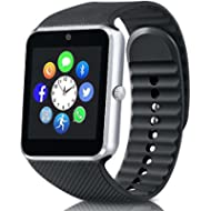ANCwear Smart Watch Phone 100H Standby Time support SIM Card Bluetooth Smartwatch with Camera...