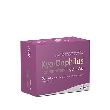 VITAE - KYODOPHILUS ENZIMAS 60cap VITAE