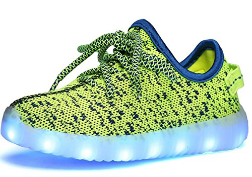 Airs Light Breathable Charging Sneakers