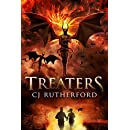 Treaters: An Post Apocalyptic Survival Horror (The Hellswar Book 1)